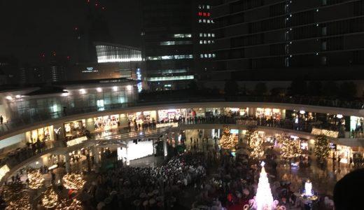 ♪ラゾーナ川崎にペンタトニックスが無料ライブ こんなことってあるの!?♪